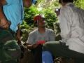 Tan Phu caves mapping